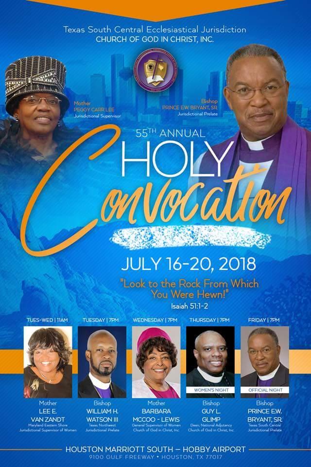 TSC 55th Holy Convocation